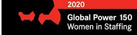 Logo SIA Top 150 Women in Staffing 2020